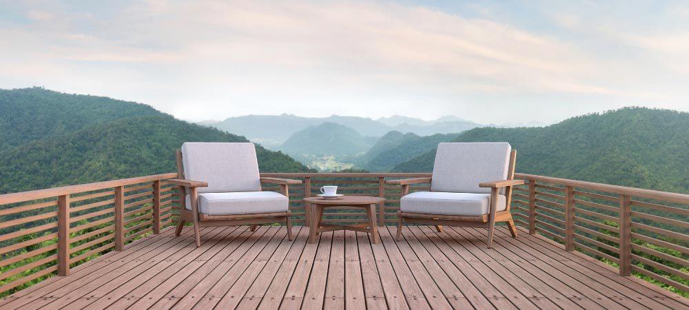 Revêtement de terrasse : 4 conseils pour bien choisir - L'Atelier by Brico Privé