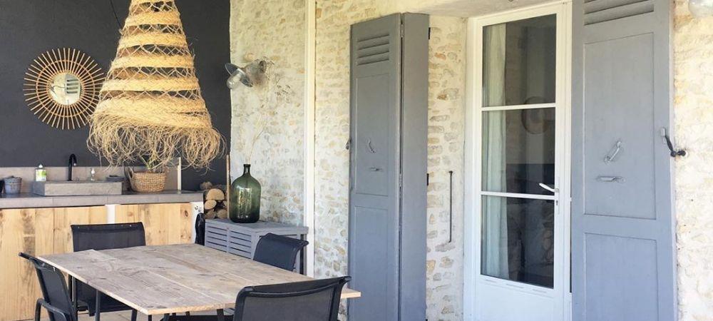 Aménager une cuisine extérieure pour l'été - Brico Privé
