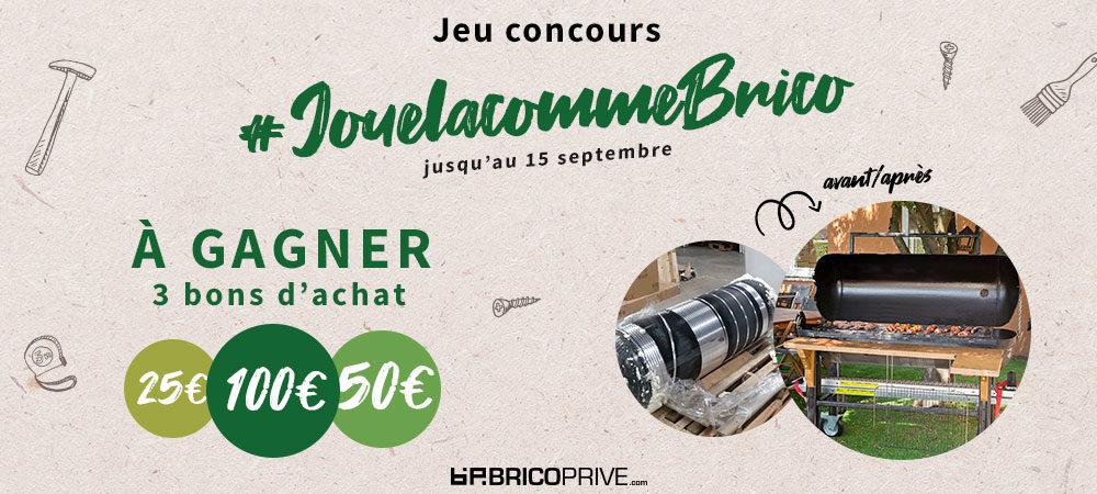 Jeu concours upcycling #jouelacommebrico - Brico Privé