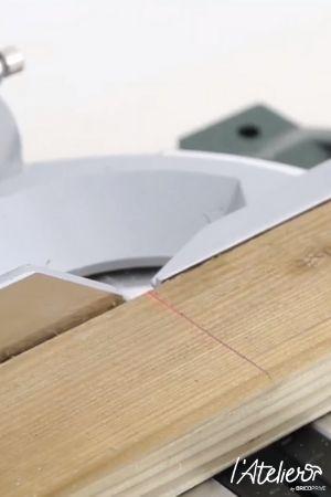 Choisir et utiliser une scie radiale à onglet - Brico Privé