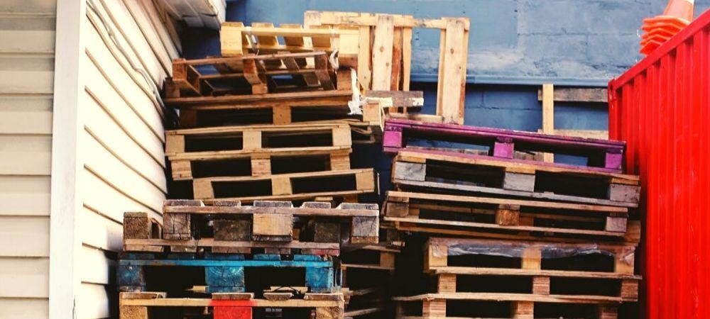 Les palettes : tout savoir sur ce matériau phare - Brico Privé