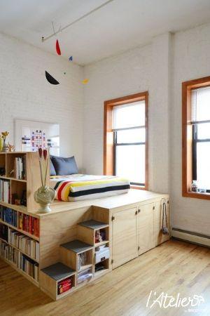 Petits espaces : 3 astuces pour les aménager - Brico Privé