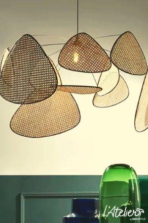 Tendance déco 2019 : le grand retour du cannage - Brico Privé