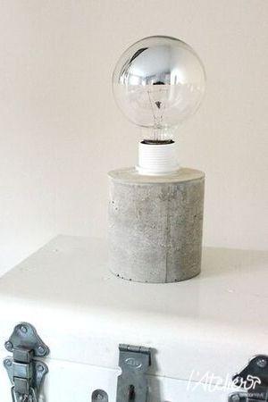 Décoration en béton : la tendance à ne pas louper - Brico Privé