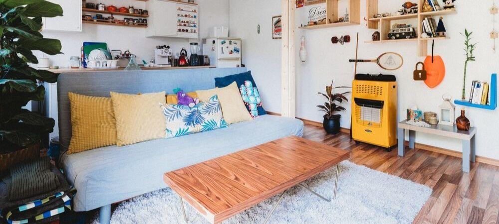 5 meubles malins pour gagner de la place - Brico Privé