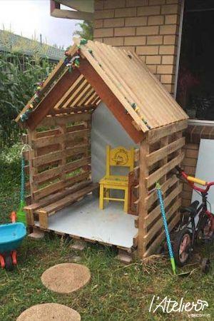 10 projets DIY à faire avec des palettes - Brico Privé