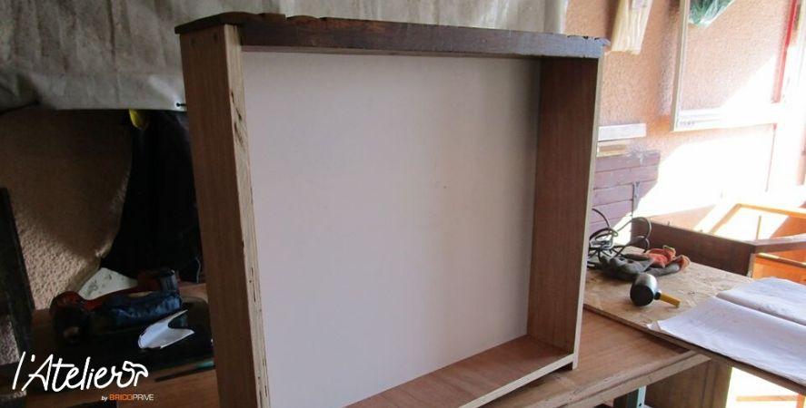 tiroir vieux meuble