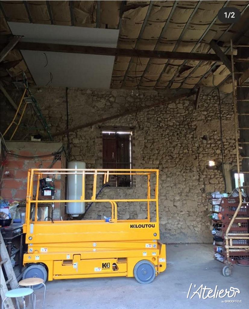 rénovation grange ancienne